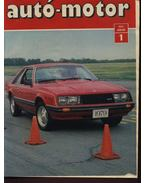 Autó-motor 1979. (hiányos)