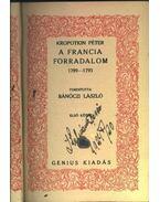 A francia forradalom 1789-1793 I-II. kötet
