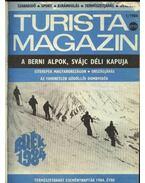 Turista Magazin 1984.évfolyam