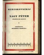 Nagy Péter I-II. kötet