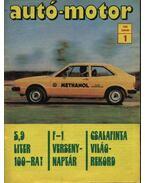 Autó-motor 1980. január-december (teljes)