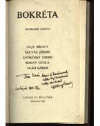 Bokréta (dedikált)