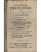 Exegétika theologia