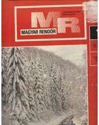 Magyar Rendőr 1978. év