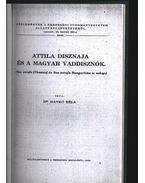 Attila disznaja és a magyar vaddisznók