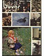 Búvár 1975-ös évfolyam