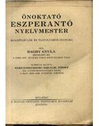 Önoktató eszperantó nyelvmester