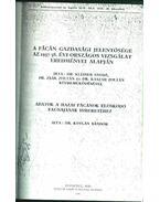 A fácán gazdasági jelentősége az 1937/38. évi országos vizsgálat eredményei alapján - Adatok a hazai fácánok élősködő faunájának ismeretéhez
