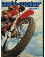 Autó-motor 1984. (teljes)