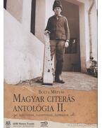 Magyar citerás antológia II.