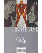 Civil War: Front Line No. 11.