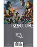 Civil War: Front Line No. 1.