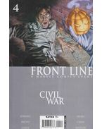 Civil War: Front Line No. 4.