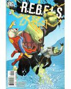 R.E.B.E.L.S. 2. - Clarke, Andy, Tony Bedard