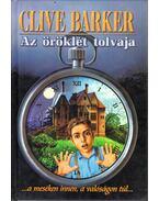 Az öröklét tolvaja - Clive Barker