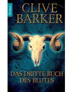 Das dritte Buch des Blutes - Clive Barker