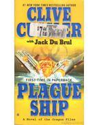 Plague Ship - Clive Cussler