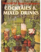 Cocktails & Mixed Drinks