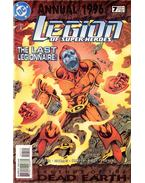 Legion of Super-Heroes Annual 7. - Collins, Mike, Tom Peyer