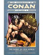 The Chronicles of Conan: The Song of Red Sonja and Other Stories - Thomas, Roy, Buscema, John, Windsor-Smith, Barry