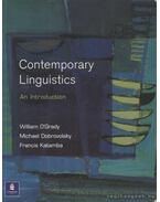 Contemporary Linguistics - O'Grady, William, Dobrovolsky, Michael, Katamba, Francis