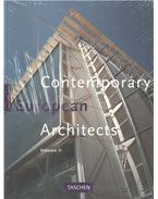 Contemporary European Architects II.