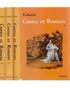 Contes et Romans I-III. - Voltaire