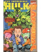 The Incredible Hulk '97 Annual - Cooper, Chris, Rebner, Jeff