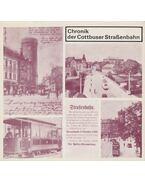 Chronik der Cottbuser Strassenbahn