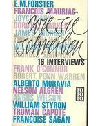 Wie sie schreiben - Sechzehn Interviews - Cowley, Malcolm