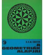 A geometriák alapjai - Coxeter, H. S. M.