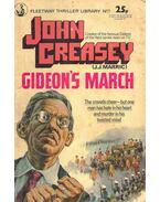 Gideon's March - Creasey, John