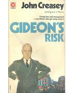 Gideon's Risk - Creasey, John