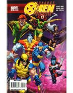 Uncanny X-Men: First Class No. 2 - Cruz, Roger, Gray, Scott