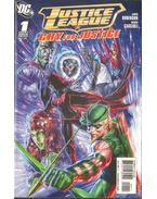 Justice League: Cry for Justice 1.