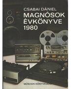 Magnósok évkönyve 1980. - Csabai Dániel