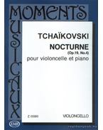 Nocturne Op. 14. No. 4 (gordonka és zongora)