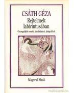 Rejtelmek labirintusában - Csáth Géza