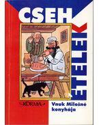 Cseh ételek - Bohemia szakácskönyv