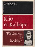 Klió és Kalliopé - Csehi Gyula