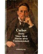 Csehov - Négy színmű (Cseresznyéskert / Sirály / Ványa bácsi / Három nővér)