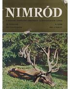 Nimród 1971. (szeptember) 9. szám - Csekő Sándor