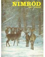 Nimród 1988. 108. évfolyam (teljes) - Csekó Sándor