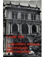 A művelődési otthonok negyedszázada Békés megyében 1949-1974 - Csende Béla