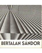 Bertalan Sándor kiállítása (meghívó) - Csenkey Éva