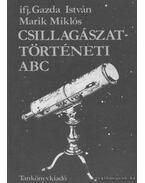Csillagászattörténeti ABC