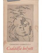 Családfa helyett - Csohány Gabriella