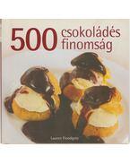 500 Csokoládés finomság