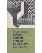 Tenger és diólevél - Csoóri Sándor