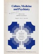 Culture, Medicine and Psychiatry 1985/2